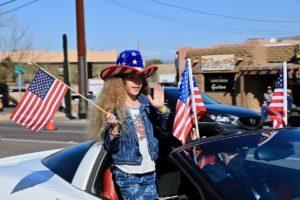 Cave Creek Rodeo Days Parade