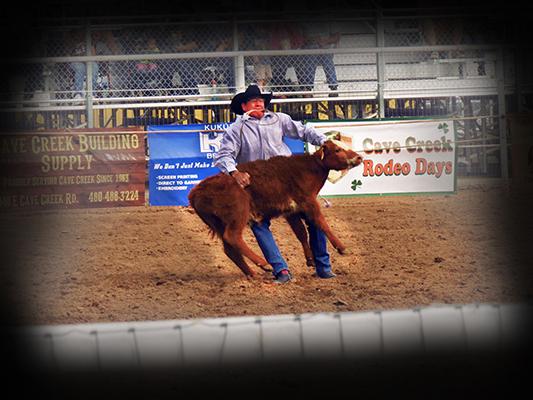 Rodeo Calf