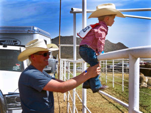 Rodeo DadSon