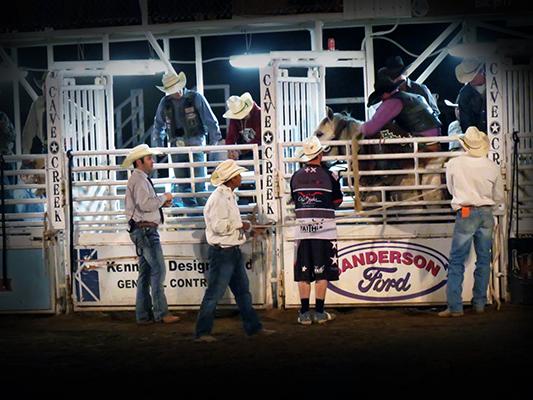 Rodeo Gate