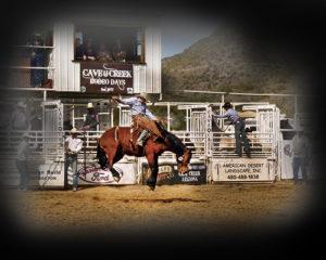 Rodeo RiderInAir