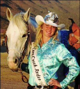 2011-12 Queen Amanda (Barlow) Radford