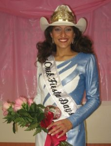 2008 Queen Destiny Vaught
