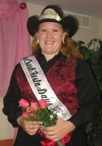2008 Queen Attendant Tiffany Byerly