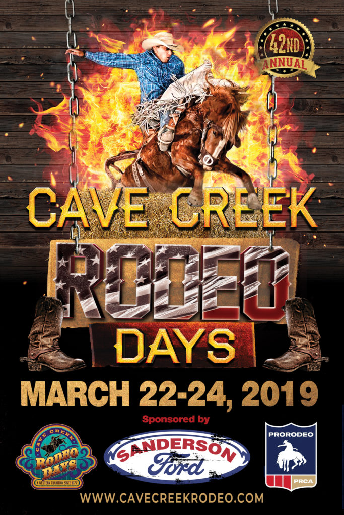Cave Creek Rodeo 2019