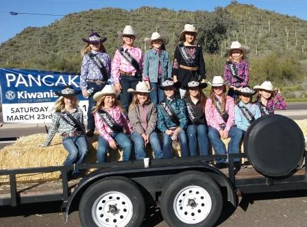 Cave Creek Rodeo Days Princess
