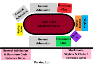 Tickets Cave Creek Rodeo Days