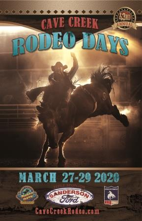 2020 Rodeo Poster