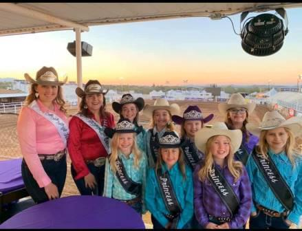 Cave Creek Rodeo Royalty 2019